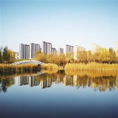 呼和浩特着力提升城市园林绿化水平