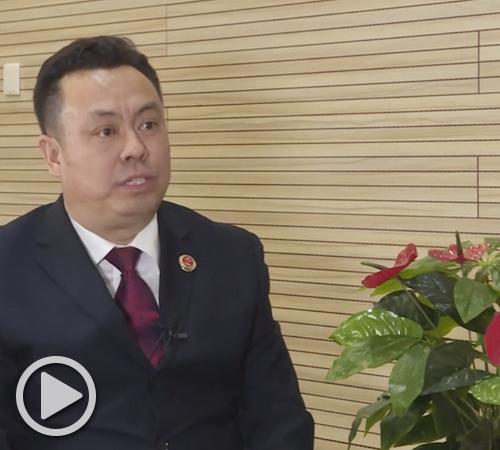 清水河县人民检察院党组书记、检察长云飞龙