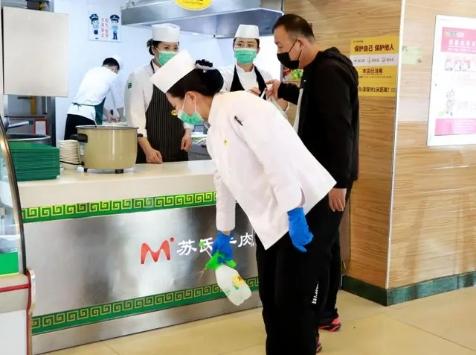 玉泉區市場監督管理局落實食品安全監管責任