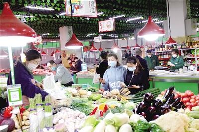 食全食美儲備充足商品價格穩定