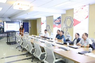 自治区文化体制改革专项小组实地调研呼和浩特融媒体传播中心